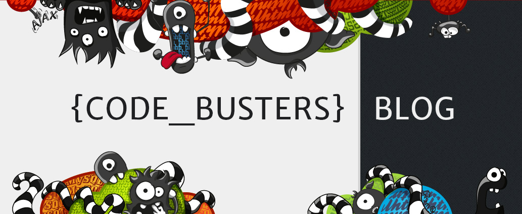 {CODE_BUSTERS} BLOG