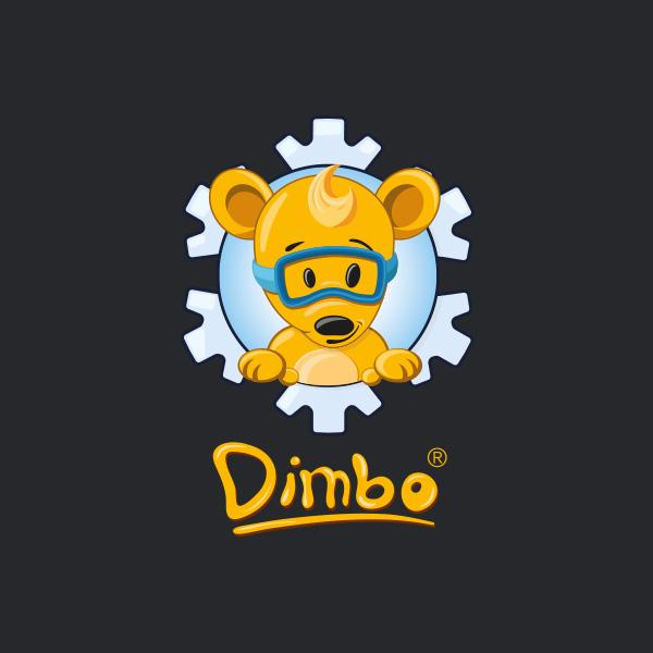 Dimbo logo redesign