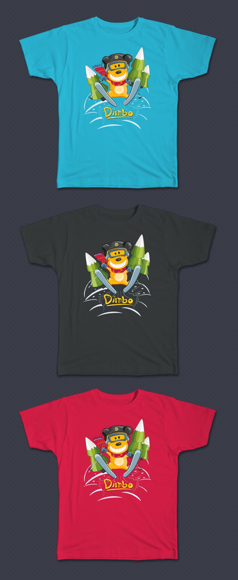 Dimbo's T-shirt