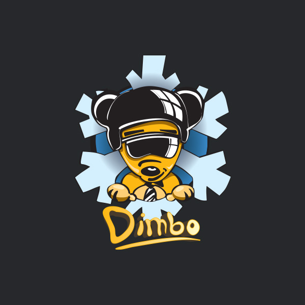 Dimbo logo for youngsters