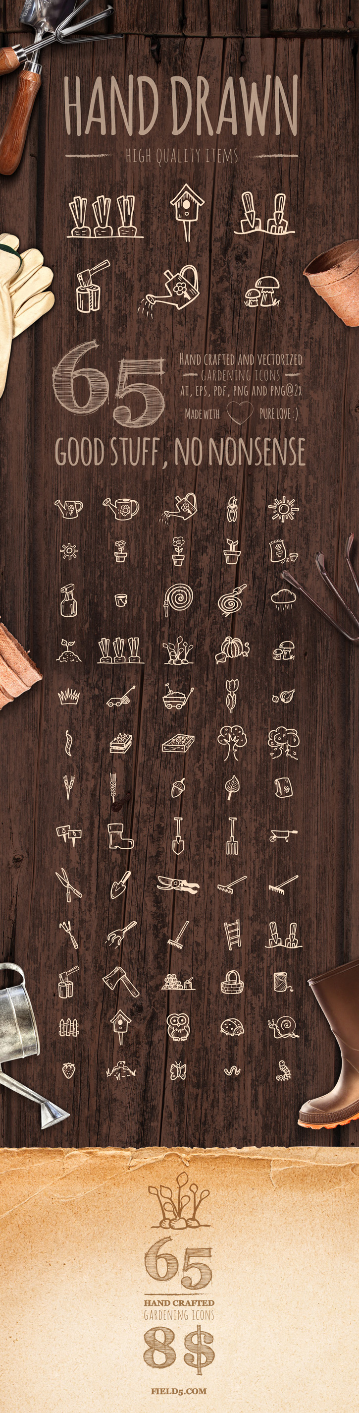 65-hand-drawn-gardening-icons