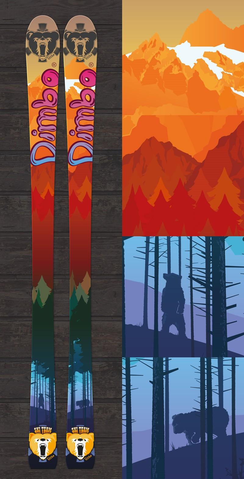Dimbo's Skis II